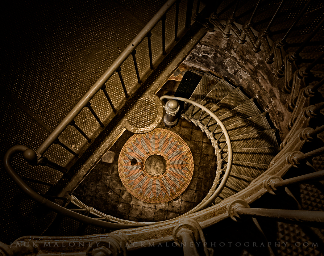 Uo the Down Staircase